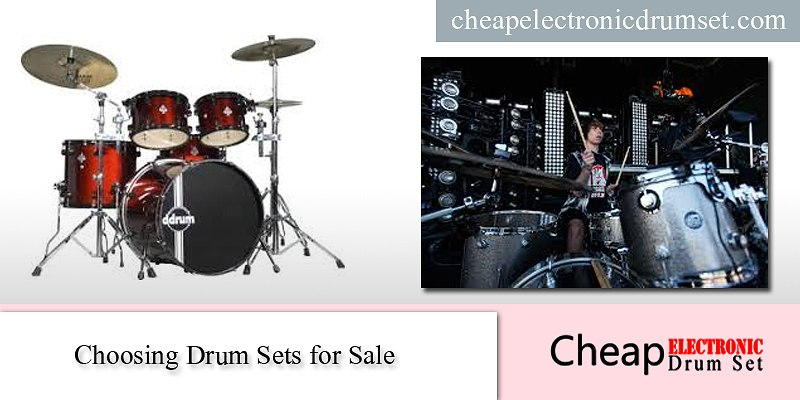 Drum Sets for Sale 2019