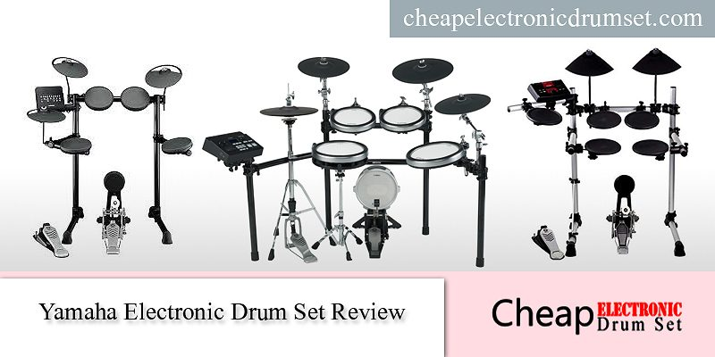 Yamaha Electronic Drum Set Reviews