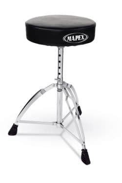 Mapex Double Brace Round top Drum Throne