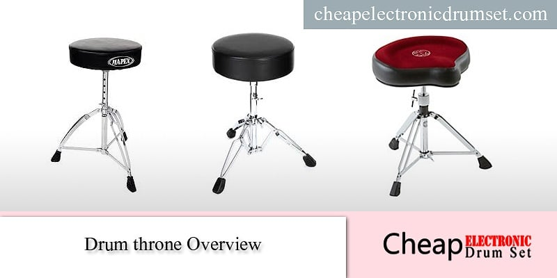 Drum throne Overview 2019