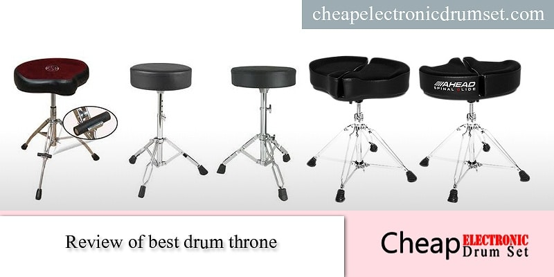 review of drum throne