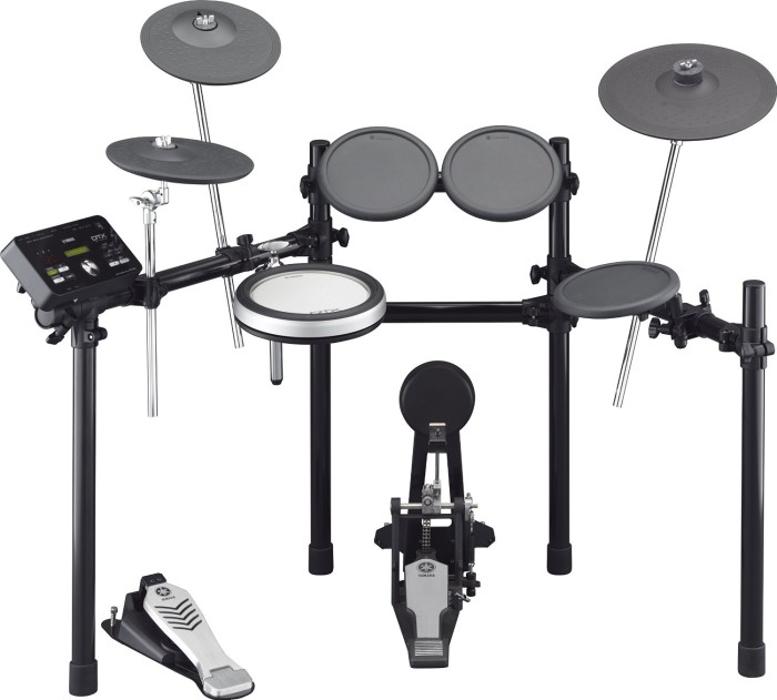 Used electronic drum set