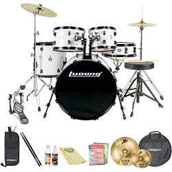 Ludwig Accent Drive (JF-LC1758-KIT-3) 5-Pc Drum Set