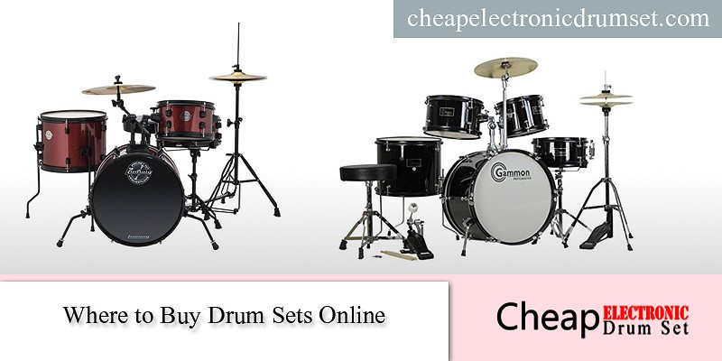 where you can buy drum sets online