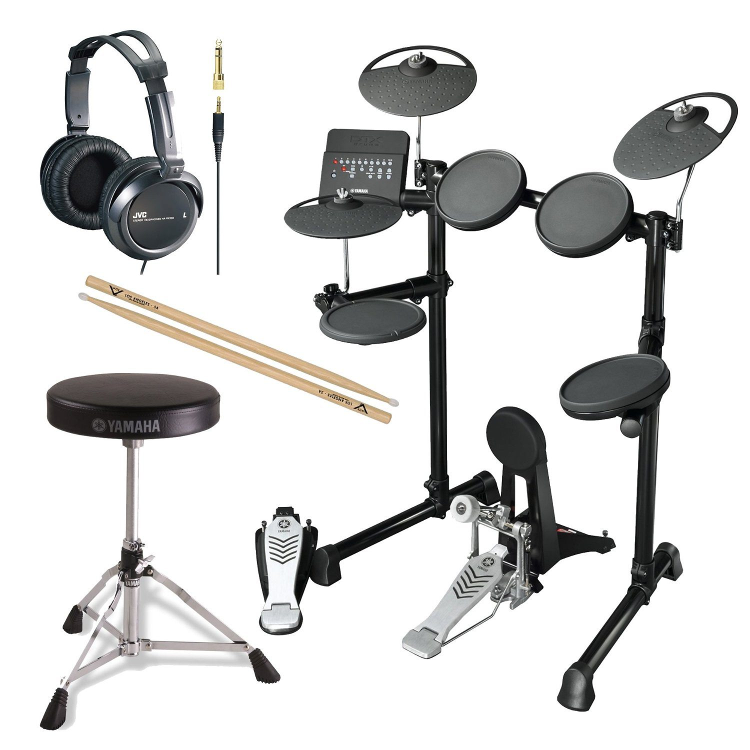 A closer look at yamaha electronic drum set for Yamaha dtx450k electronic drum set