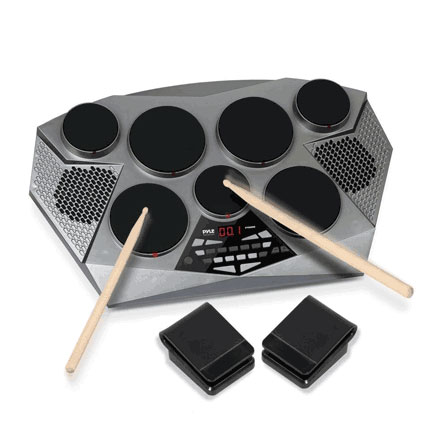 Pyle Electronic Drum Set Pad