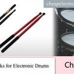 Best Drumsticks for Electronic Drums- For 2019 Reviewed