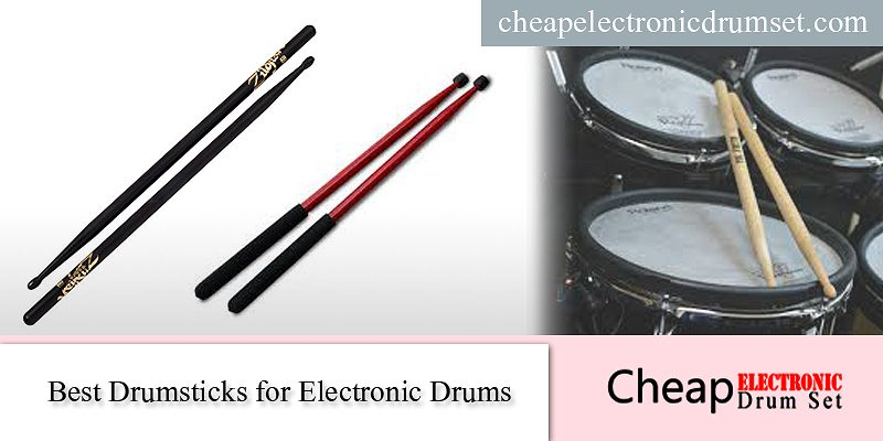 drumsticks for electronic drums