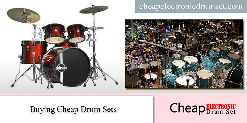 cheap drum sets on amazon