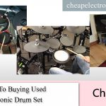 Guide To Buying Used Electronic Drum Set