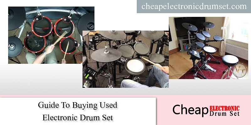 Best Used Electronic Drum Set