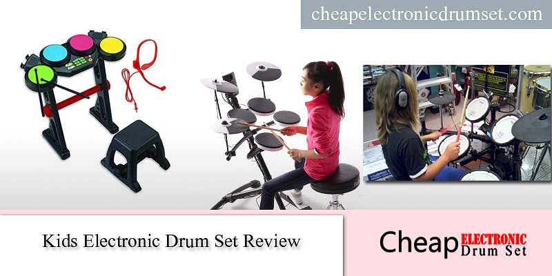 Kids Electronic Drum Set Overview Of 2019