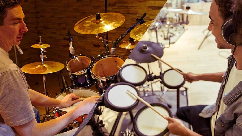 Why Electronic Drum Playing is Advantageous